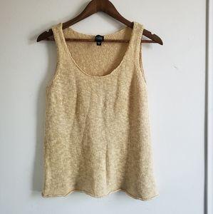 Eileen Fisher Knit Tank | Small